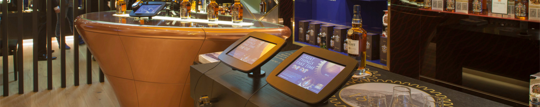 Thinking mobile: how should portable technology be integrated into stores?