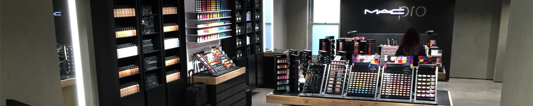 New flagship for luxury cosmetics brand