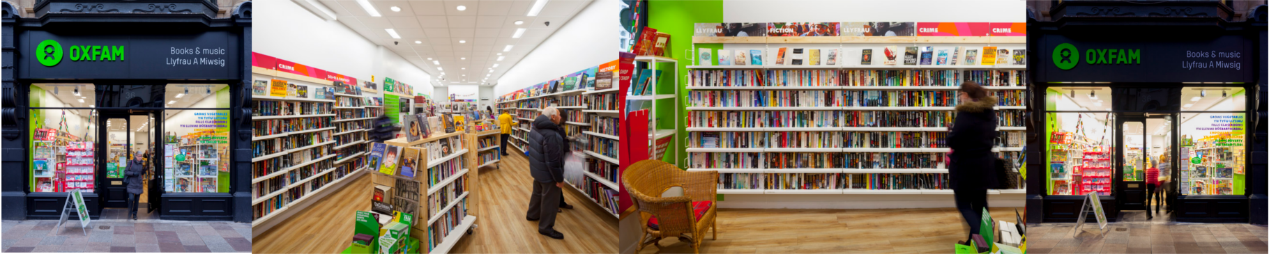 Oxfam's flagship store is worth the wait