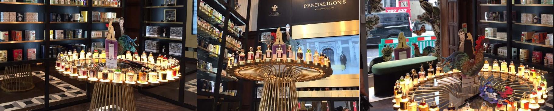 Penhaligon's Mayfair Store