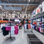 Esquivo sal Democracia  Thinking Big: Delivering Nike's largest factory store in Europe | Triplar